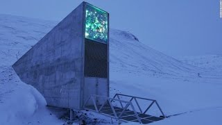 Planet X and the Svalbard Seed Vault - Planting the seeds of Mystery