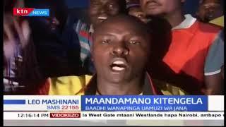 Vijana katika kaunti ya Kajiado wafanya maandamano kupinga uamuzi kamili wa Mahakama ya Juu