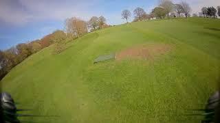 Great golf course for an fpv flight, near Carvley Leeds Bradford area.