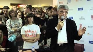 Диспут: Протоиерей Алексий Уминский vs режиссер Александр Сокуров
