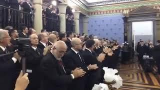 VICE-PRESIDENTE GENERAL MOURÃO RECEBE MERECIDA HOMENAGEM