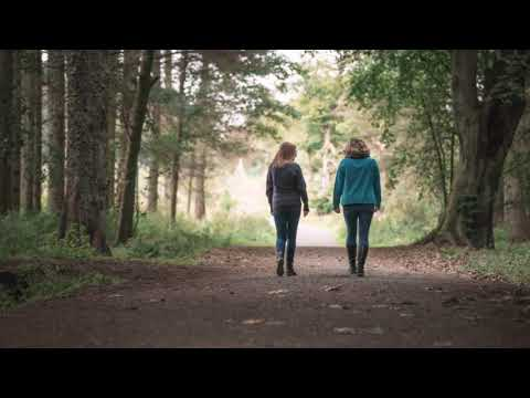 Why walk and talk therapy?