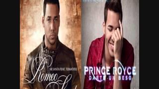 mix de bachata (Romeo Santos - Prince Royce) 2018
