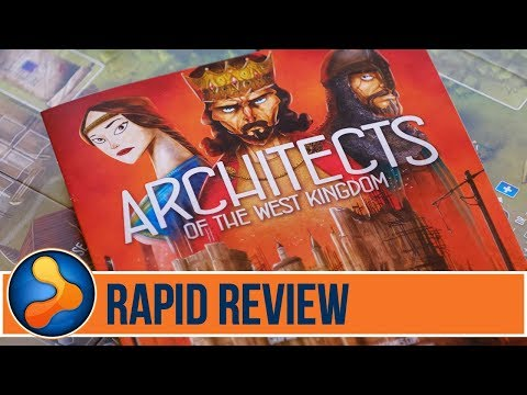 Architects of the West Kingdom Rapid Review - Final Thoughts, No Gameplay