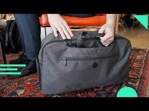 Tortuga Setout Duffle Bag Review | 35L Travel Duffle (Part Of Tortuga's Two Bag Carry On System)