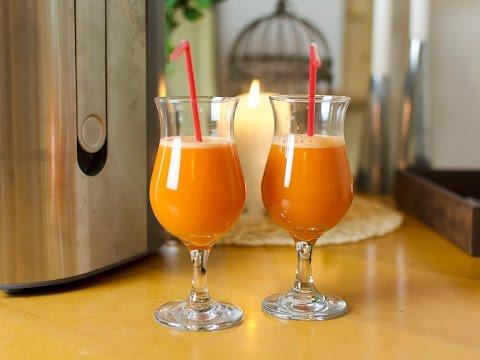 Leckerer Vitaminsaft - mit dem Braun Multiquick Entsafter! / andysparkles