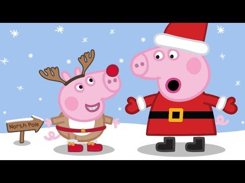Peppa Pig LIVE 🔴 Peppa Pig English Episodes 🎄 Peppa Pig Official