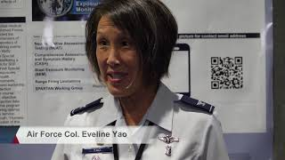 MHSRS 2019 Air Force Col. Eveline Yao, USSOCOM Surgeon General