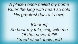 Dreamtale - Fool's Gold Lyrics