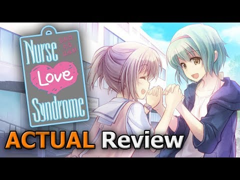 Nurse Love Syndrome (ACTUAL Game Review) video thumbnail