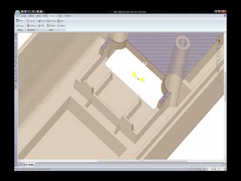 Top 5 Ways SpaceClaim Can Help CAE Work in Injection Molding