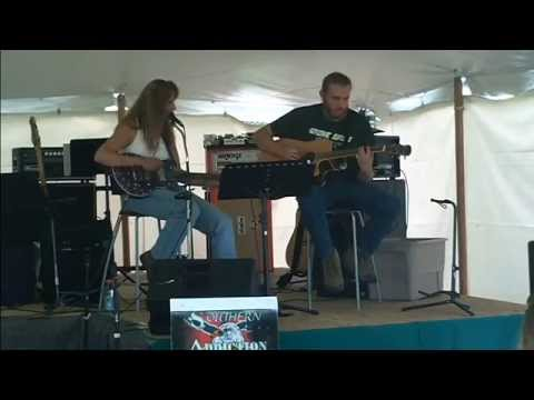 Simple Man Lynyrd Skynyrd (Southern Addiction Dawn Van Naam Acoustic Cover)