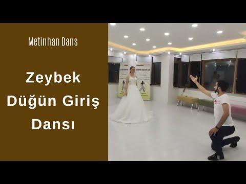 düğün zeybek dansı