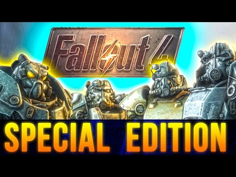 Fallout 4 SPECIAL Edition is Coming? + VR News