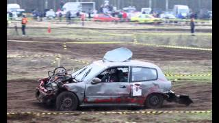 preview picture of video 'Wrak race , Łask 2015'