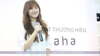 Hari Won lần đầu hát live Anh Cứ Đi Đi