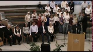 """Служение 22 октября 2017 года. Рукоположение. Церковь ЕХБ """"Преображение"""""""