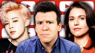 Suing Google For $50 Million, BTS vs VMAs, Implant Recall, Trump Veto, Mueller, & More