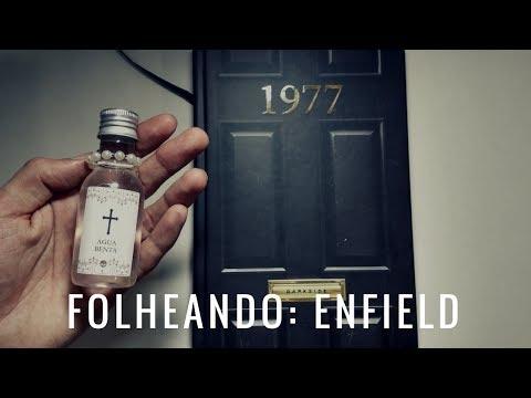 Livro sobre o Poltergeist de Enfield | Ben Oliveira
