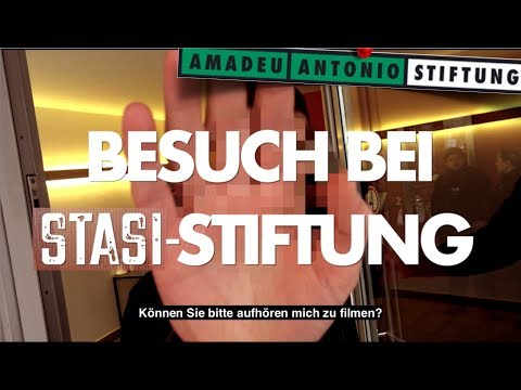 Kein Zuritt! Stasi-Stiftung (Kahane) lehnt Dialog ab.