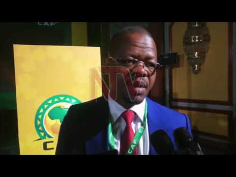 FUFA President, Magogo to serve on CAF Executive for four years