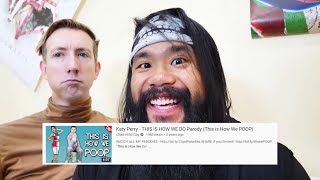 FIX BORING CHAD by Singing a Song & Creating DIY Spy Ninjas Rock Band Music Video w/ Daniel & Melvin