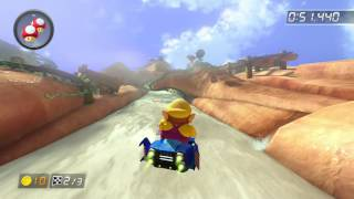 Shy Guy Falls - 1:52.803 - NvK◇ダ (Mario Kart 8 World Record)