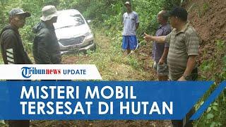 Mobil Tersesat di Dalam Hutan Gunung Putri, Niat Hindari Jurang Malah Tersesat Selama Tiga Jam