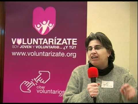 Amor es cibervoluntaria y dice: Voluntarízate!!!