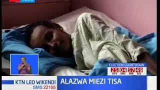 Alazwa miezi tisa : Mwanafunzi alazwa mahututi miezi tisa