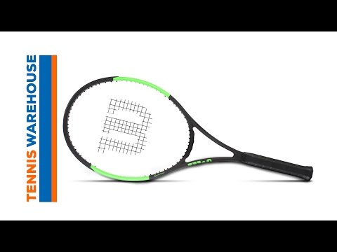 Wilson Blade SW104 Autograph Countervail Racquet Review