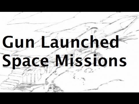 The Science Of Building A Space Gun
