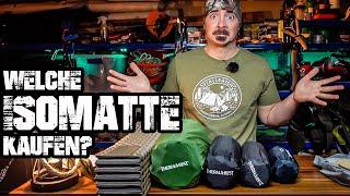 Isomatten Vergleich | Therm a Rest | Welche Isomatte soll ich kaufen?