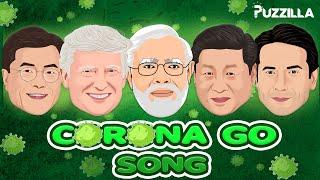 Corona Song | Coronavirus Song | Puzzilla
