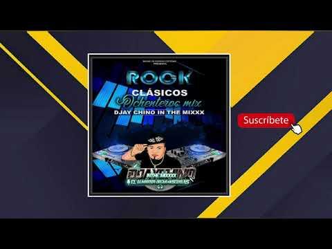 Rock Clasicos Ochenteros Mix - Dj Chino In The Mixxx (Music Record Editions)
