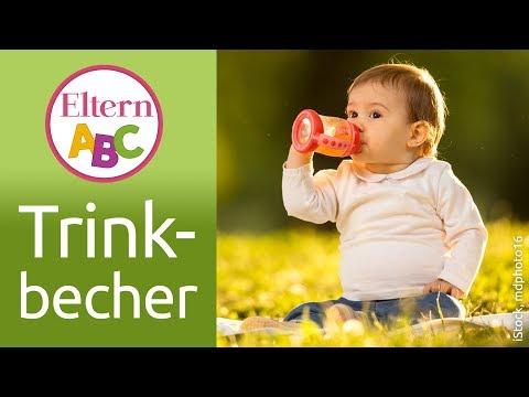 Der richtige Trinklernbecher für Babys und Kleinkinder | Kleinkind | Eltern ABC | ELTERN