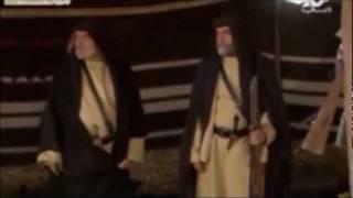 preview picture of video 'الشيخ اسماعيل الشوفي المجالي في مسلسل عطر النار'