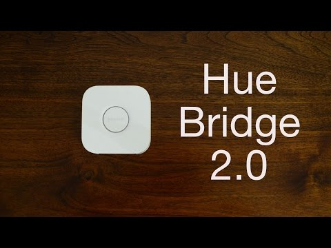 Philips Hue Bridge 2 w/HomeKit & Siri Control – [Review]