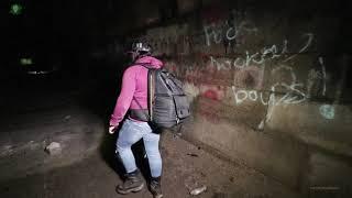 Blue Ghost Tunnel ( Merritton Tunnel )   CapitalGems.ca