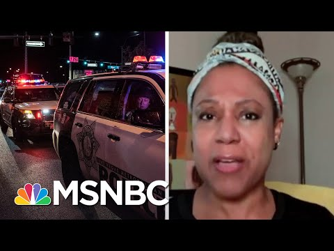 National Black Police Assoc. Chair: It's 'Perfectly Reasonable' To Question Police Budgets | MSNBC