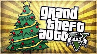 GTA V Short Skits - Merry Christmas Special