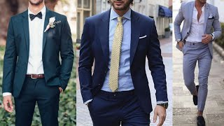 Trendy Suit Designs For Men 2020 | Stylish Wedding Suits For Man | Blazer Designs Man