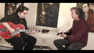 The Improv - Gypsy Rumba - CP Thornton Guitars - Steve Lynnworth & Andy Argondizza