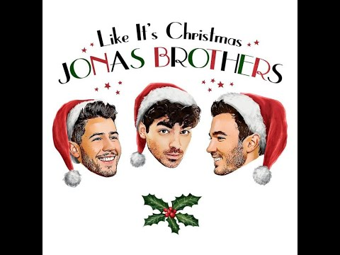 Jonas Brothers - Like It's Christmas Lyrics