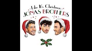 Jonas Brothers - Like It's Christmas Lyrics