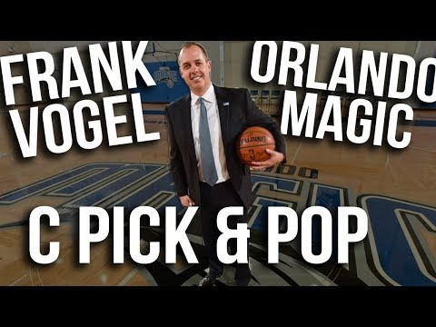 Frank Vogel Orlando Magic C Pop
