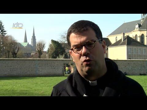 Vivre l'appel du Seigneur : témoignage du père Jean-Baptiste Arnaud