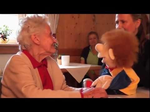 Kumquats Handpuppen - Aktivierung in der Altenpflege