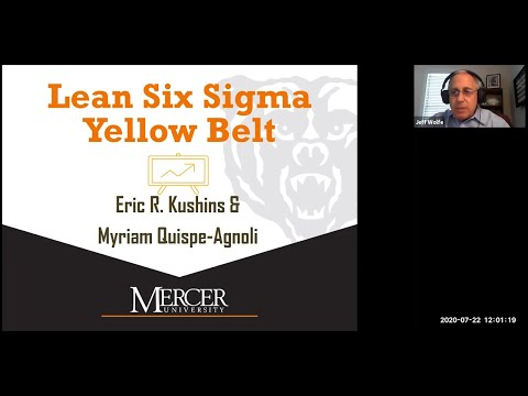 Introduction to Lean Six Sigma — Yellow Belt - YouTube
