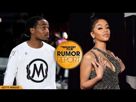 Quavo & Saweetie Physical Altercation In Elevator Caught On Camera